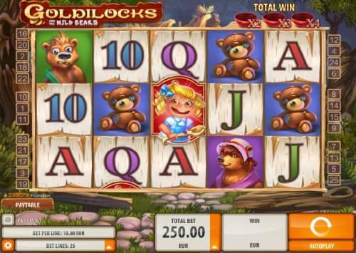Goldilocks review on Big Bonus Slots