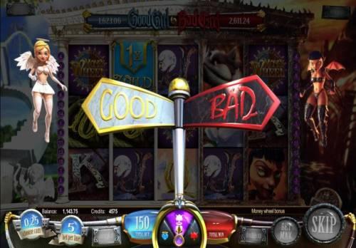 Good Girl Bad Girl review on Big Bonus Slots