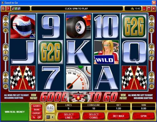 Good To Go review on Big Bonus Slots