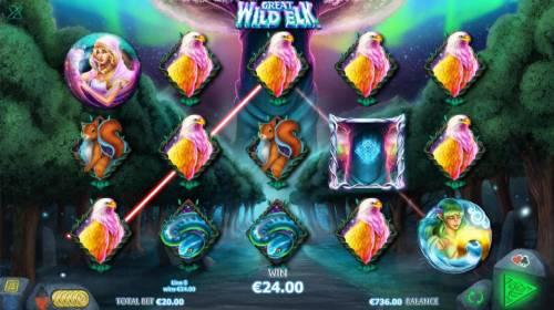 Great Wild Elk review on Big Bonus Slots