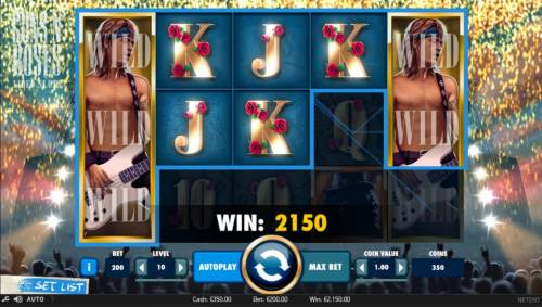 Guns N' Roses review on Big Bonus Slots