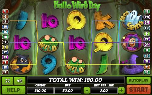 Hallo Wins Day review on Big Bonus Slots