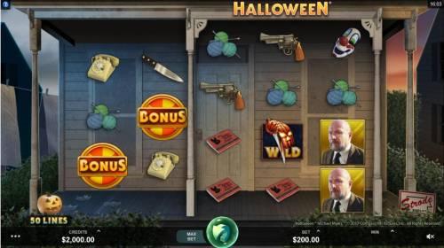 Halloween review on Big Bonus Slots