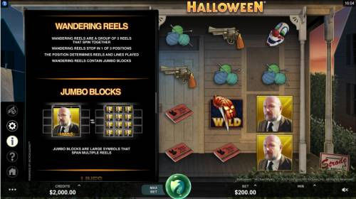 Halloween review on Big Bonus Slots