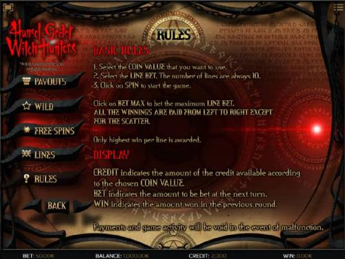 Hansel & Gretel Witch Hunters review on Big Bonus Slots