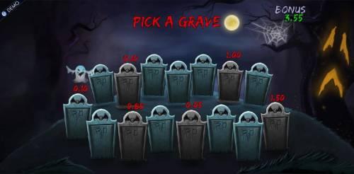 Haunted Night review on Big Bonus Slots