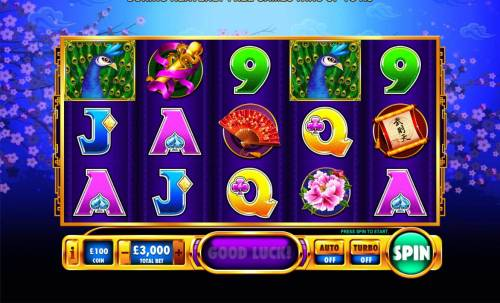 Heavenly Ruler review on Big Bonus Slots