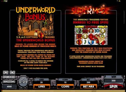 Hellboy review on Big Bonus Slots