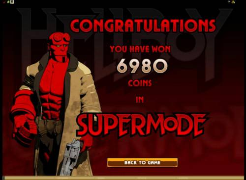 Hellboy review on Big Bonus Slots