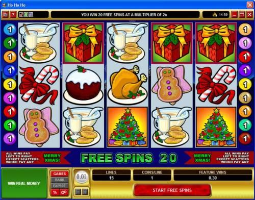 Ho Ho Ho Slot Machine Online ᐈ Microgaming™ Casino Slots