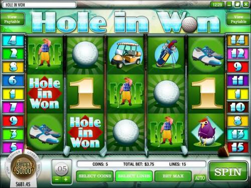 Hole in Won review on Big Bonus Slots
