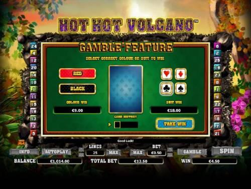 Hot Hot Volcano review on Big Bonus Slots