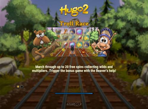 Hugo 2 Big Bonus Slots Introduction