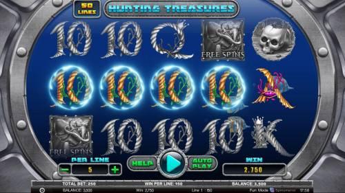 Hunting Treasures review on Big Bonus Slots