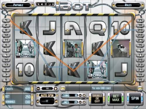 iBot review on Big Bonus Slots