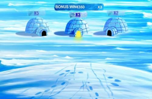 Ice Run review on Big Bonus Slots