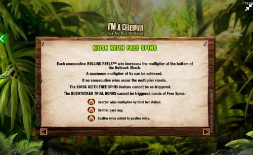 I'M A Celebrity Get Me Out of Here! II review on Big Bonus Slots