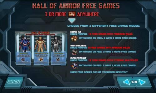 Iron Man 3 review on Big Bonus Slots