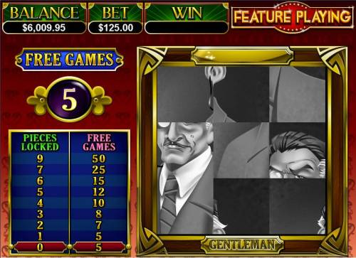 It's a Mystery review on Big Bonus Slots