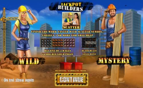 Jackpot Builders review on Big Bonus Slots