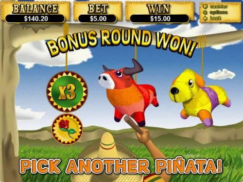 Jackpot Pinatas Big Bonus Slots