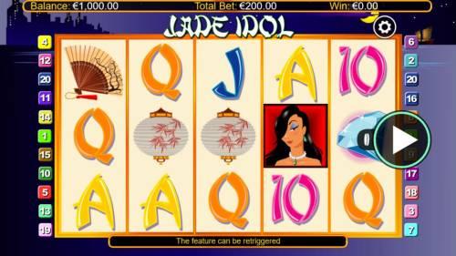 Jade Idol Clazzix review on Big Bonus Slots