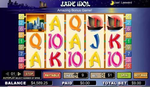 Jade Idol review on Big Bonus Slots
