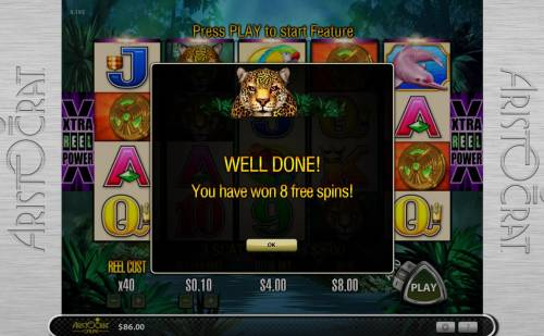 Jaguar Mist review on Big Bonus Slots