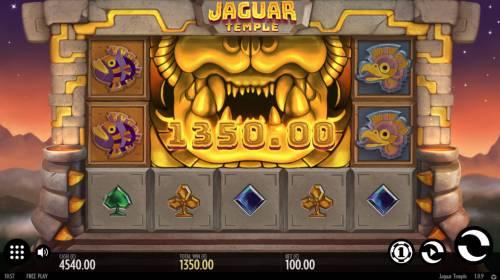 Jaguar Temple review on Big Bonus Slots