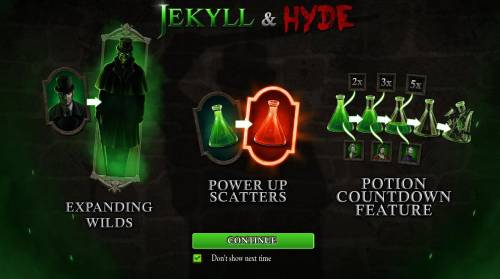 Jekyll & Hyde review on Big Bonus Slots