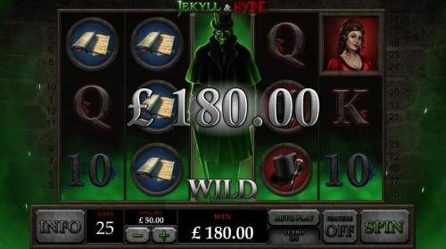 Jekyll & Hyde review on Big Bonus Slots