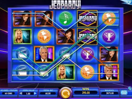 Jeopardy! review on Big Bonus Slots