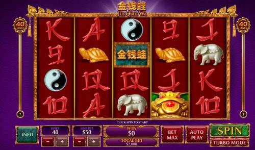 Jin Qian Wa review on Big Bonus Slots