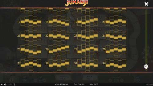Jumanji review on Big Bonus Slots