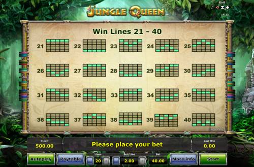 Jungle Queen review on Big Bonus Slots