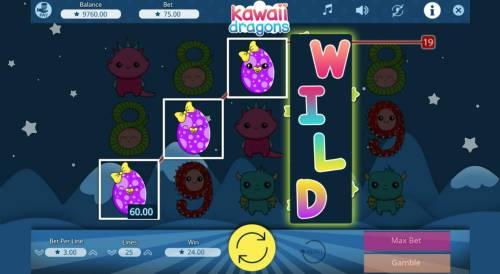 Kawaii Dragons review on Big Bonus Slots
