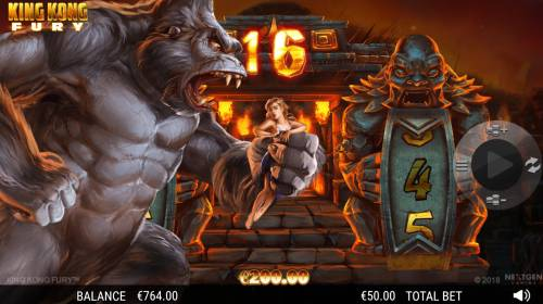 King Kong Fury review on Big Bonus Slots