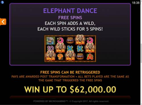 King Tusk review on Big Bonus Slots