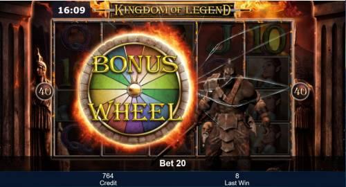 Kingdom of Legend review on Big Bonus Slots