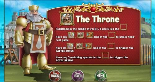 Kingdom of Wealth review on Big Bonus Slots