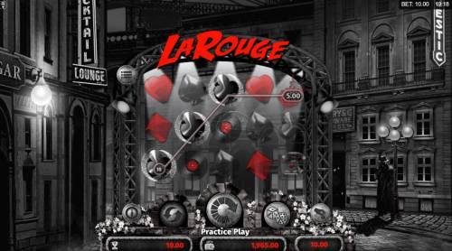 La Rouge Big Bonus Slots A winning three of a kind