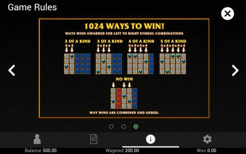 League of Champions Big Bonus Slots 1024 Ways to Win