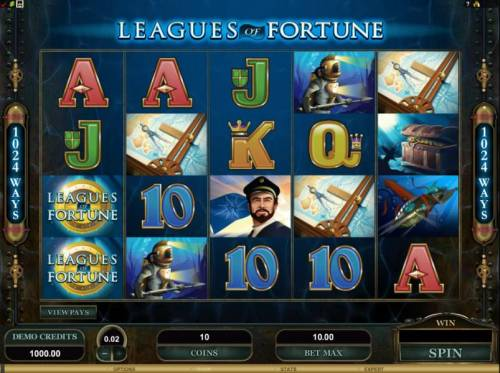 Leagues of Fortune review on Big Bonus Slots