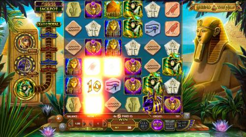 Legend of the Nile review on Big Bonus Slots