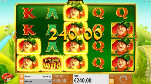 Leprechaun Hills review on Big Bonus Slots