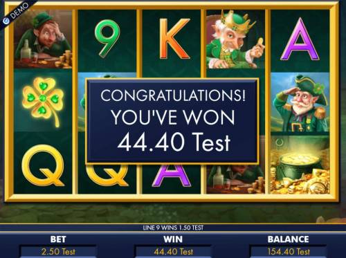 Leprechaun Tales review on Big Bonus Slots
