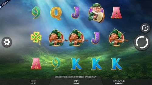 Leprechaun Legends review on Big Bonus Slots