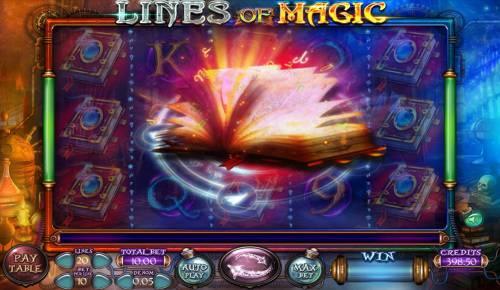 lines of Magic review on Big Bonus Slots