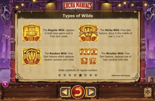 Lucha Maniacs review on Big Bonus Slots