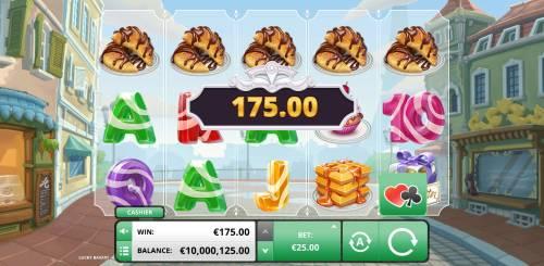 Lucky Bakery review on Big Bonus Slots